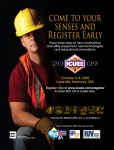 ICUEE Event Registration Ad